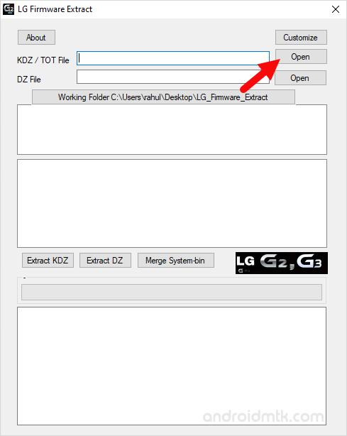 Lg F600s Firmware Kdz