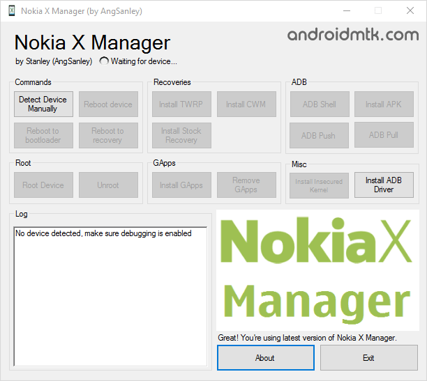 Download Nokia X Manager (all versions)